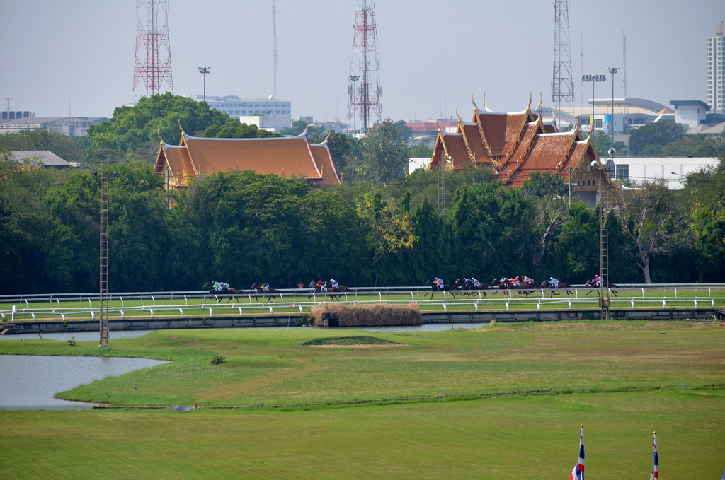 The Royal Turf Club in Bangkok
