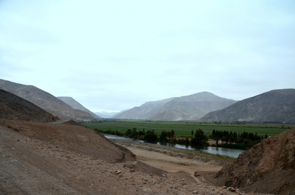 This farm valley in southern Peru is threated by a proposed copper mine. Photo by Justin Catanoso
