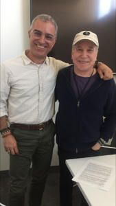 Paul Simon and me